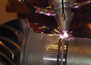 Металлы, используемые при лазерной сварке